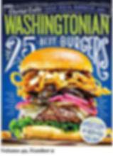 Cover of Washingtonian Truffle Burger