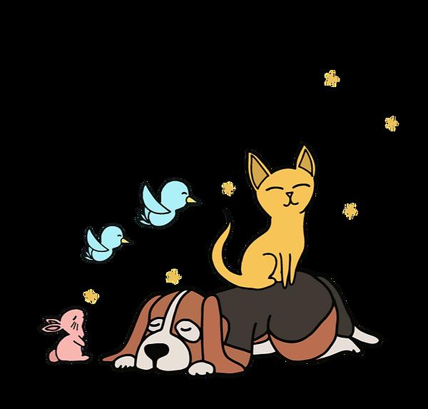 Runaways Animal Rescue Logo