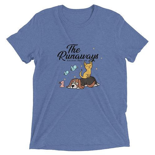 Short sleeve t-shirt - Runaways Logo