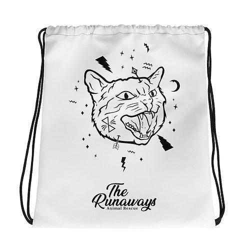 Drawstring bag - The Warrior Cat