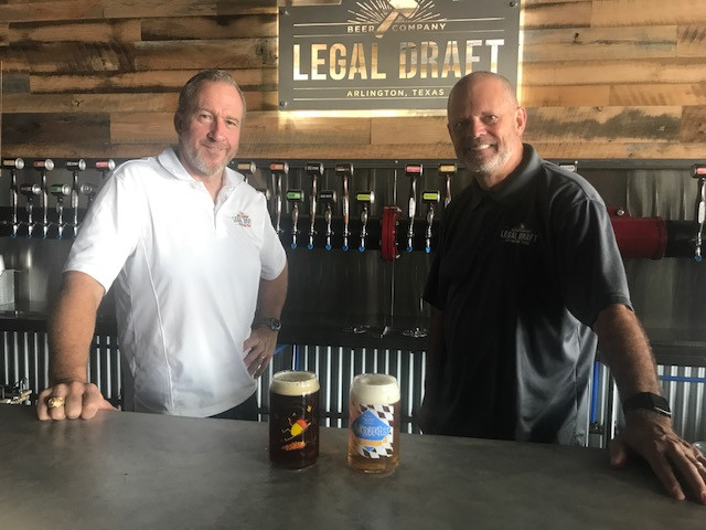 Original State Fair Brew gets a squeeze of strawberry from Arlington craft beer makers