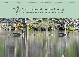 Valhalla Foundation for Ecology
