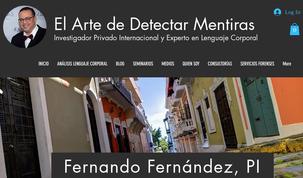 Fernando Fernandez, PI
