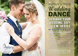 First Dance/Wedding Dance Lessons Staffordshire and Derbyshire