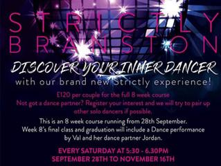 STRICTLY BRANSTON.  Ballroom Dance Classes in Burton-On-Trent .