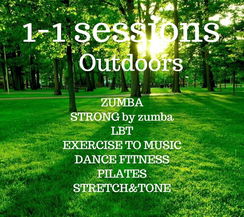 Zumba, STRONG by zumba, Pilates, LBT, Dance Fitness, Stretch&Tone, Exercise To Music