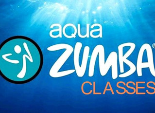Aqua Zumba classes in Burton On Trent.