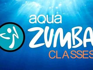 Aqua Zumba classes in Burton On Trent.