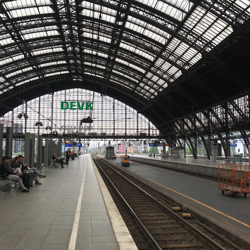 Random train stations