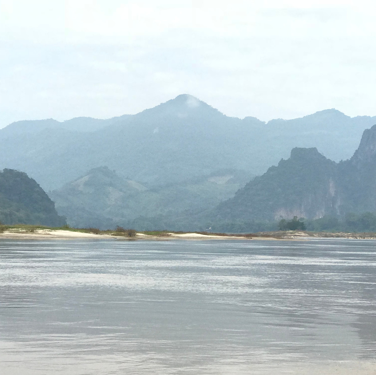 the mighty Mekong