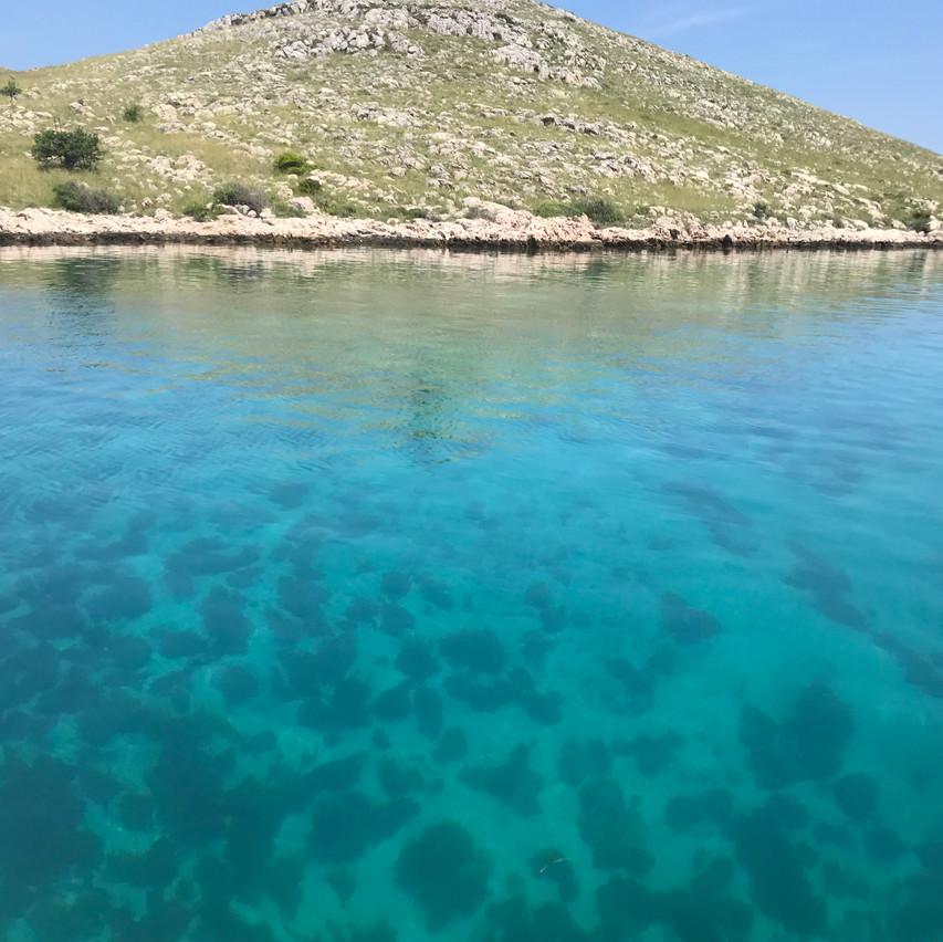 random islands, Croatia