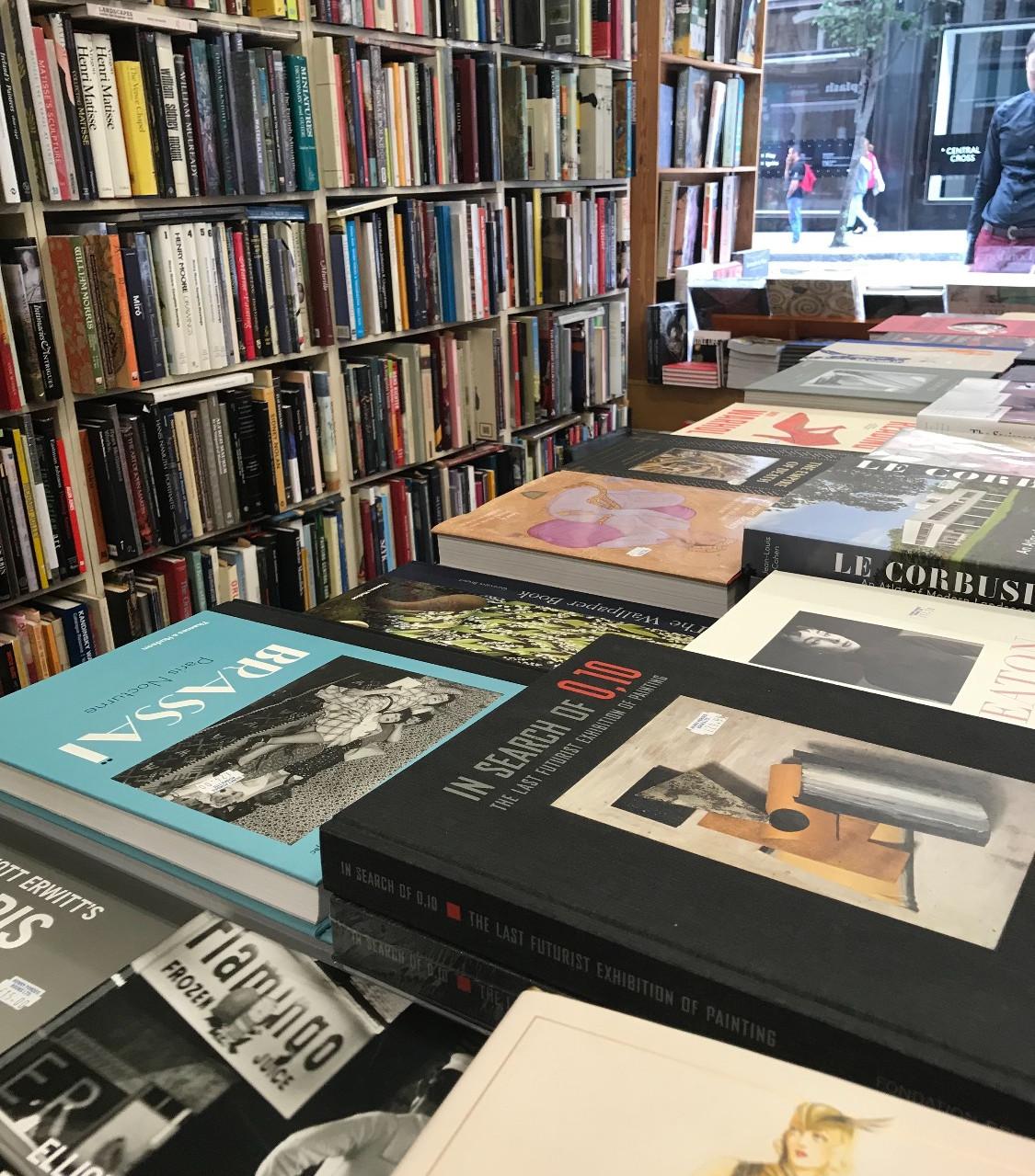 bookstores are amazing