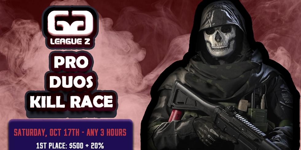 Pro Duos Kill Race
