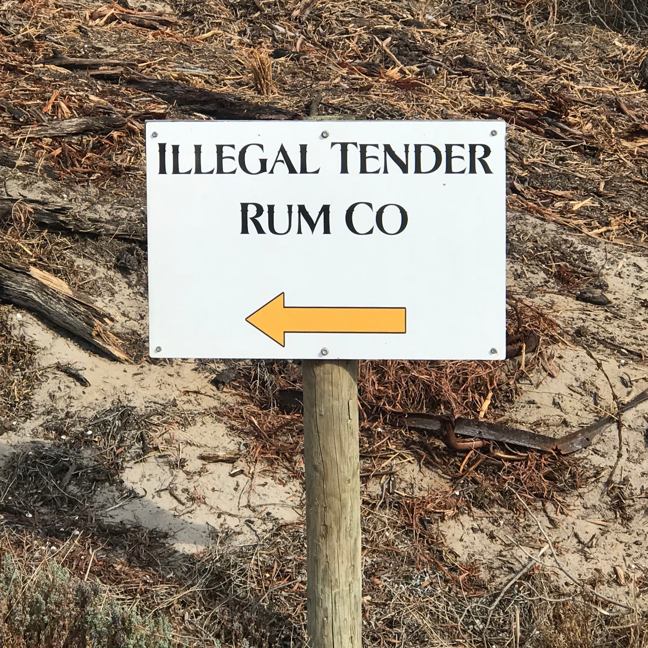 Welcome to Illegal Rum