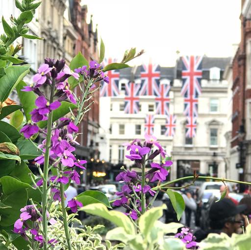Covent Gardens, London