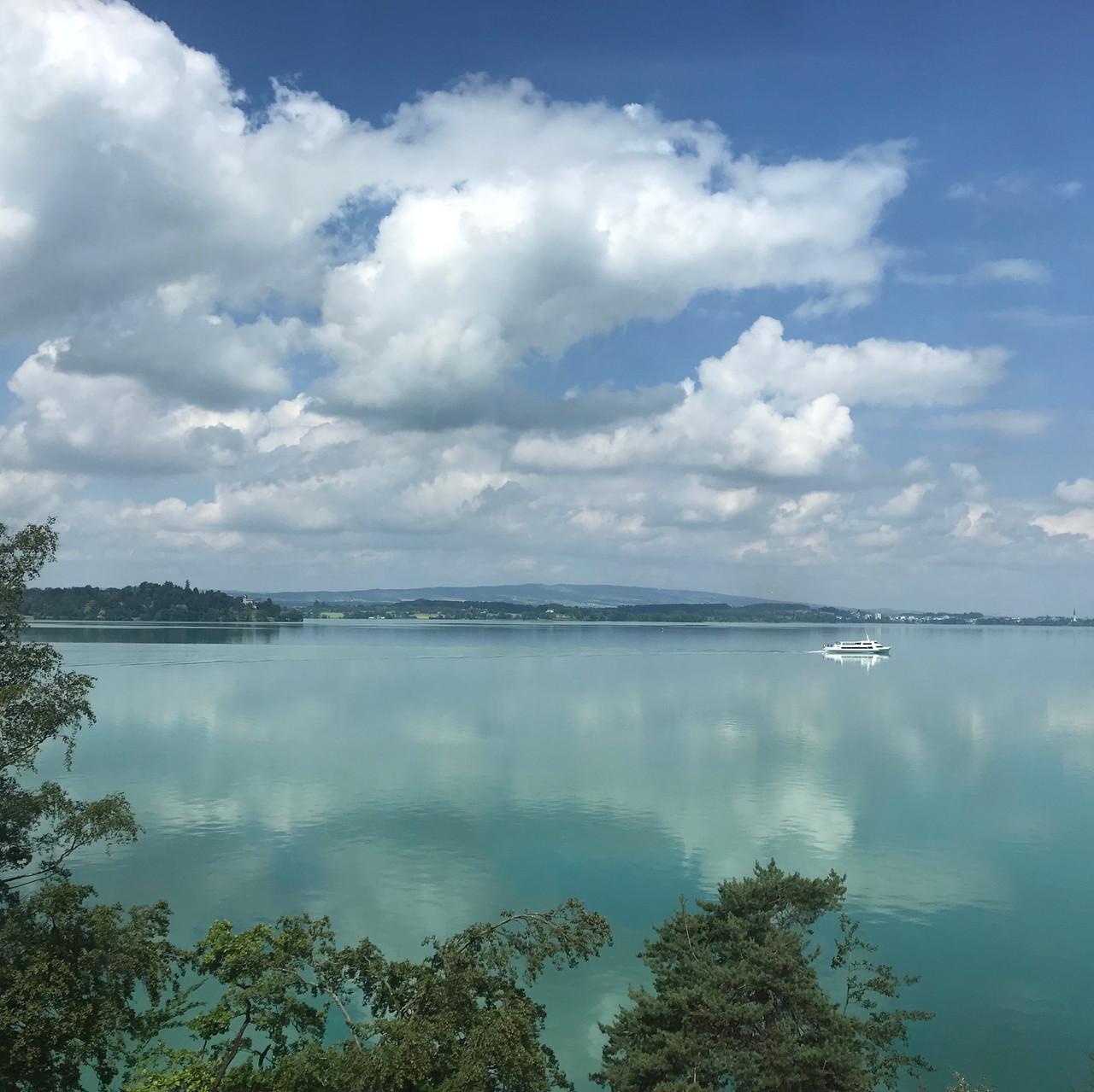 magical Swiss lakes