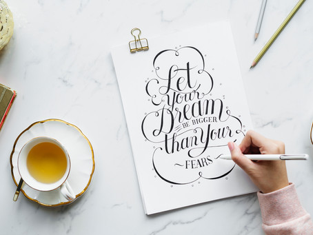 Set empowering goals. Make your dreams come true