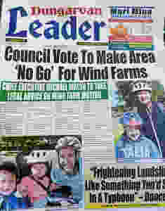Wind farm developers contact councillors before council meeting and call them 'objectors'