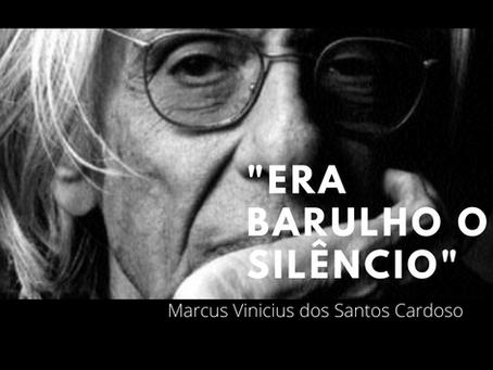 """""""Era barulho o silêncio"""": poesia, vácuo de censura e resistência à ditadura militar brasileira."""