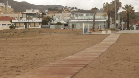 Beachside hotels in Casteldefels