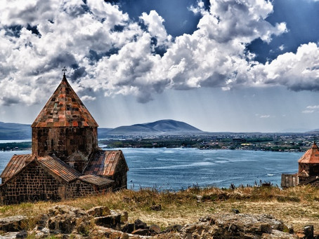 Armenia - where music melts in the mountains