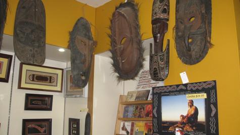 Souveneir shop at Darling Harbour