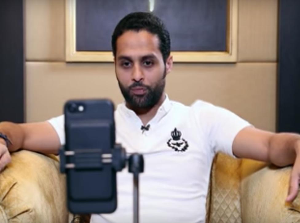 Ibrahim Alqurashi Live Instagram Story