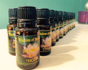 Zoom Consultation Essential Oils