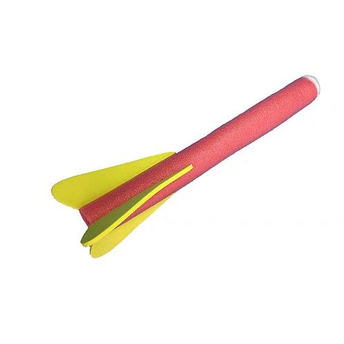 自製空氣火箭