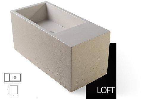 LOFT כיור בטון