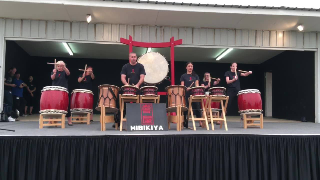 Whoop-Up Days Multicultural Stage Hibikiya Drumming Daily  More: www.exhibitionpark.ca/whoop-up-days/  #yql #lethbridge #itsattheex #itswhatwedo #whoopupdays #WUDS