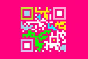 QR код для быстрого доступа к сайту