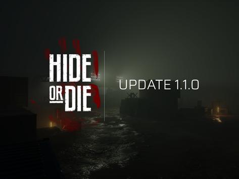 Hide or Die: 1.1.0 Update