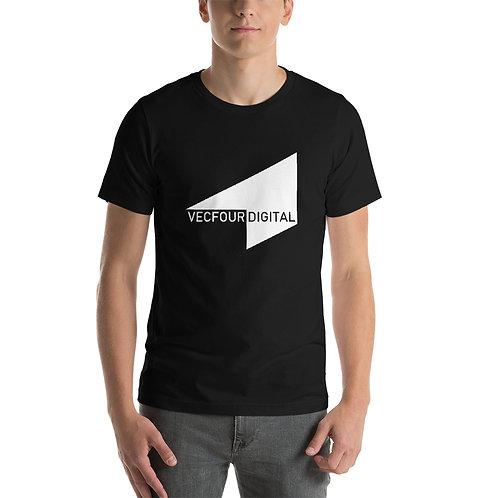 VecFour Digital Short-Sleeve Unisex T-Shirt