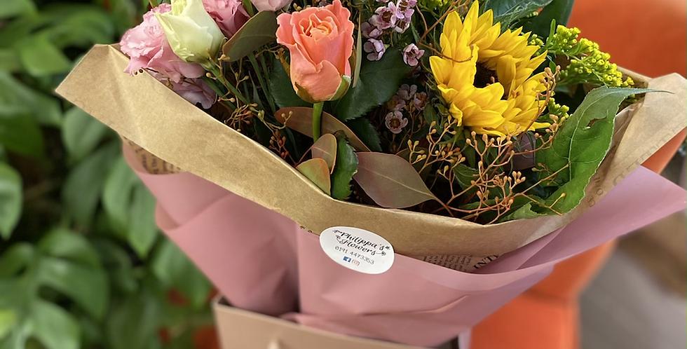 Florists pick and mix gift bag