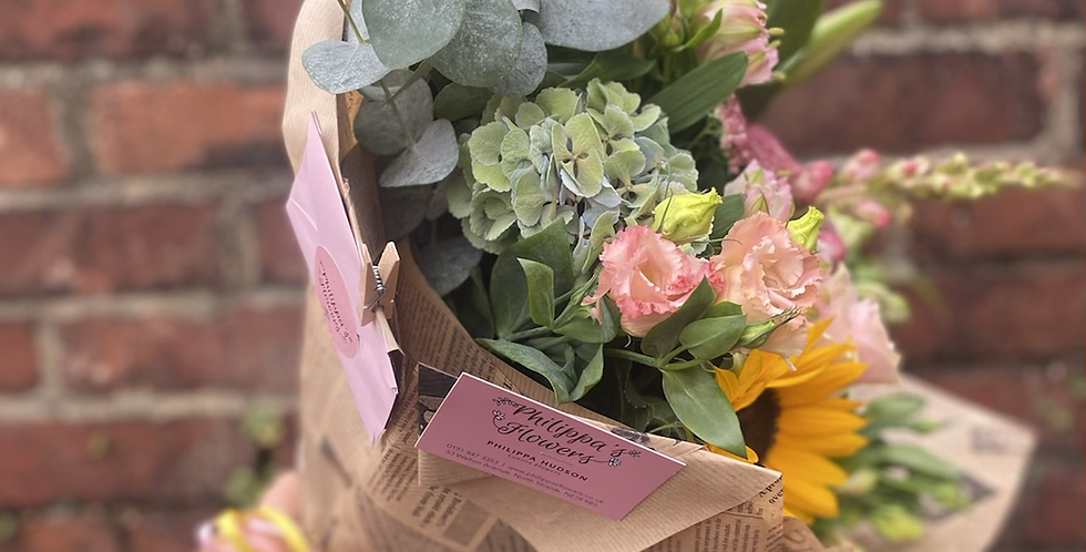 Florists 'pic n mix'