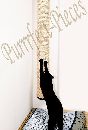 1 METRE CHUNKY SCRATCHING POST