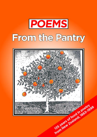 Cover of 'Poems from the Pantry'.