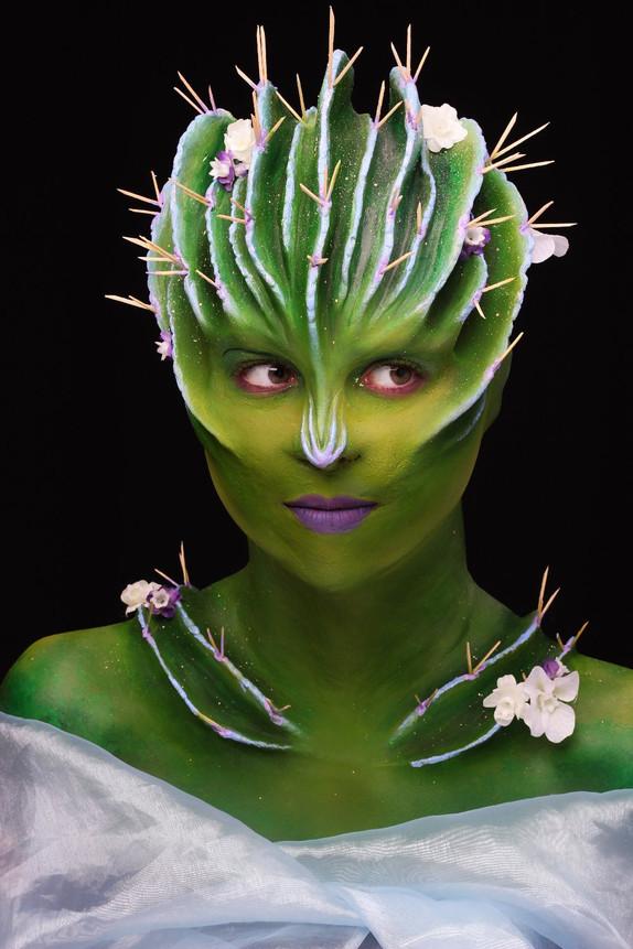 Cactus Woaman