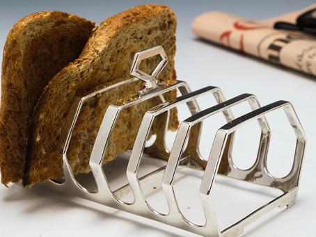 Art Deco and Toast!