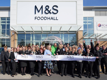 M&S Food Hall Portsmouth