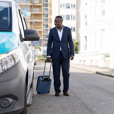 A new taxi service start up