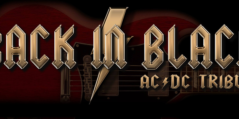 Back in Black ACDC Tribute with Scratch 3 Free Show