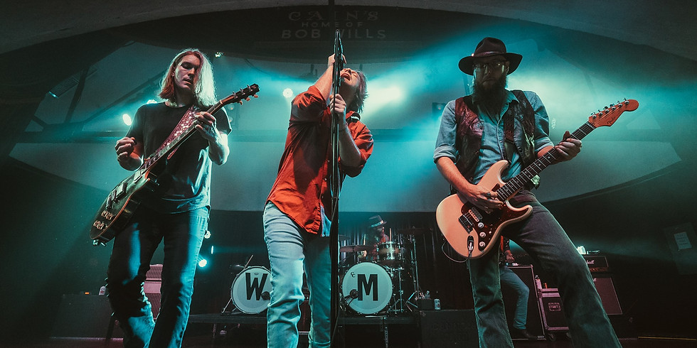 Whiskey Myers with Bones Owens