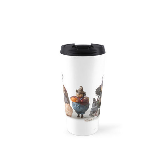 Good Witches Bad Witches Travel Mug