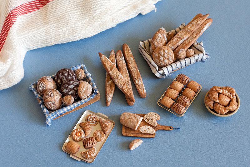 Mixed Bread Variety