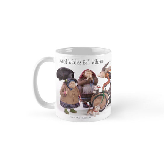 Good Witches Bad Witches Mug