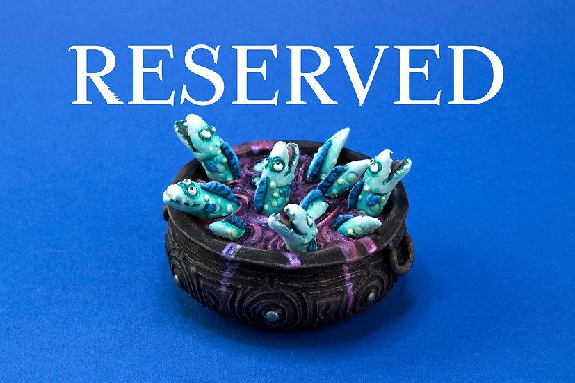 Miss Muju RESERVE - Eels