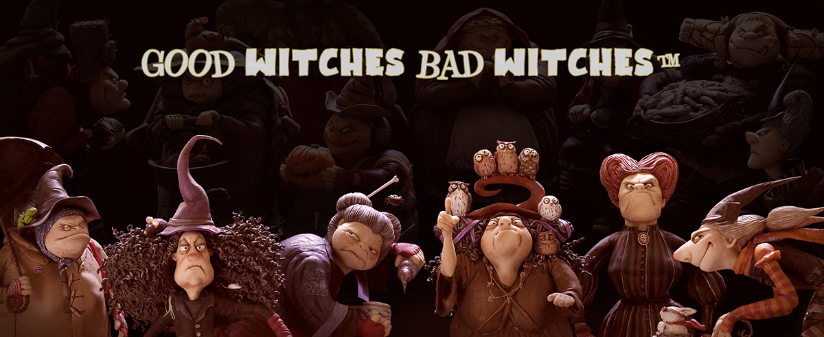 Good Witches Bad Witches™