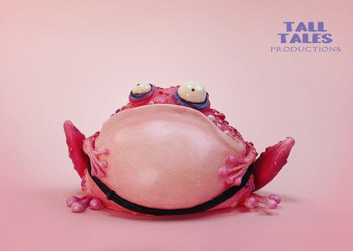 Fairytale Toad - Metallic Rose
